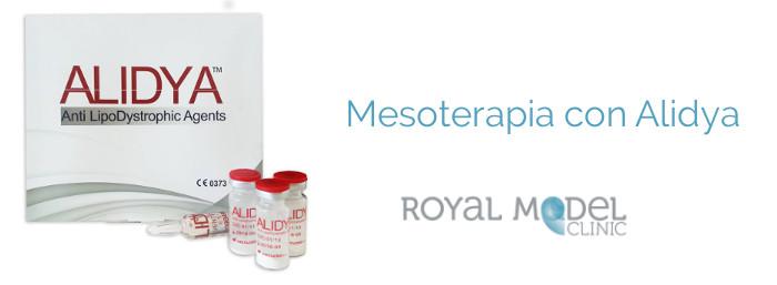 mesoterapia con alidya madrid
